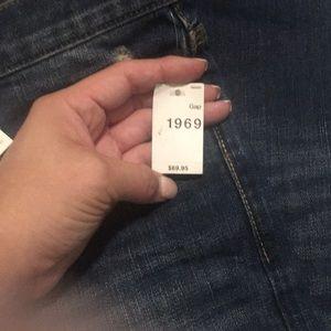 GAP Jeans - Gap sexy boyfriend jeans